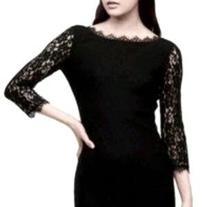 Babaton lace dress
